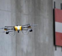 Des drones policiers bientôt à Paris ?
