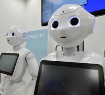 Au Japon, des robots pour vendre les machines à café Nestlé
