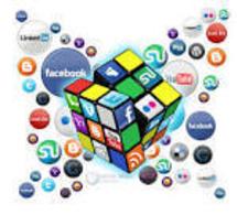 Réseaux sociaux : les Français moins assidus que les autres internautes