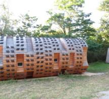 Se mettre au vert dans une cabane au bord de la rocade…