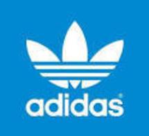 Adidas, chaussure à son pied