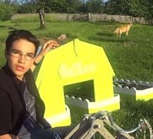 Eliott, le petit génie de 14 ans repéré par Google