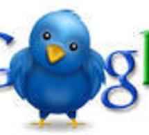 Nouveau partenariat pour Twitter et Google