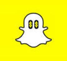 Snapchat et les selfies sponsorisés