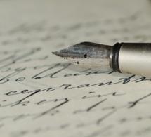 La renaissance du courrier manuscrit !