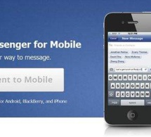 Un milliard d'utilisateurs pour l'application Messenger de Facebook